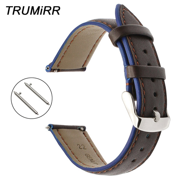 Genuine Leather Watchband