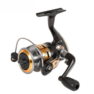 Fishing Reel 3-Axis Metal Reel