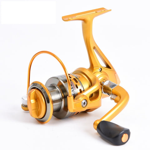 Gold King reel 6-axis