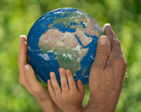 The world is in our hands, we can make a difference