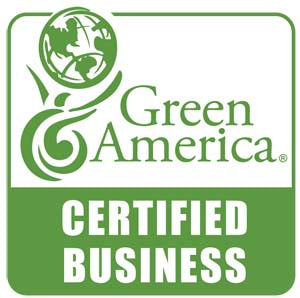Certified by Green America