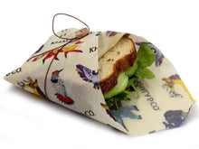 Load image into Gallery viewer, beeswax-sandwich-wrap-wild-sandwich-Khala-Co