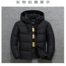 Load image into Gallery viewer, Winter Jacket Men's Thermal Duck Down Coat
