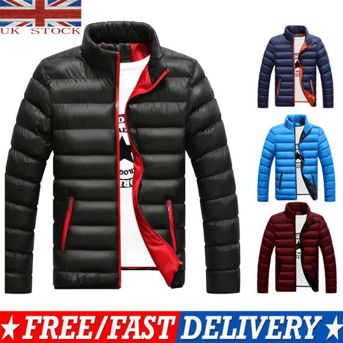 Winter Men's Duck Down Jacket