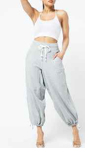 Grey Jogger for the girls