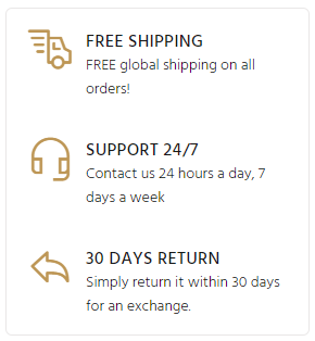 Free Shipping 30 Day Money Back Guarantee 100 Satisfaction