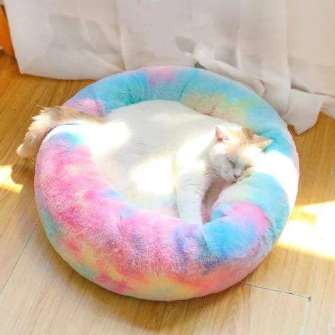 Soft Comfy Calming Cat Bed (50% off and FREE shipping while stocks last) - My Loved Kitty