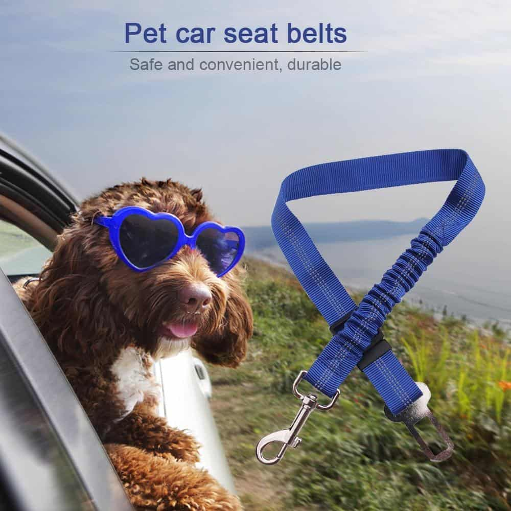 PetKiddies Car Safety Bungee Seat Belt