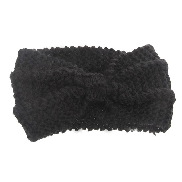 Hand Knit Wool Cap