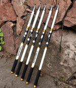 Heavy Duty Carbon Fiber Telescopic Fishing Rod