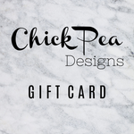 Gift Card - Chick Pea Designs