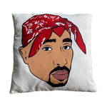 Tupac - Cushion Cover