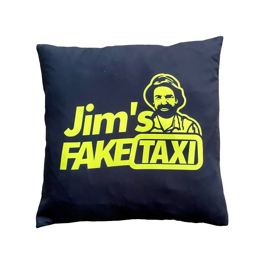 Fake Taxi - Cushion Cover