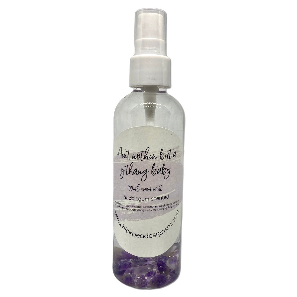 Ain't nothing but a G thang baby - Bubblegum Scented Room Mist