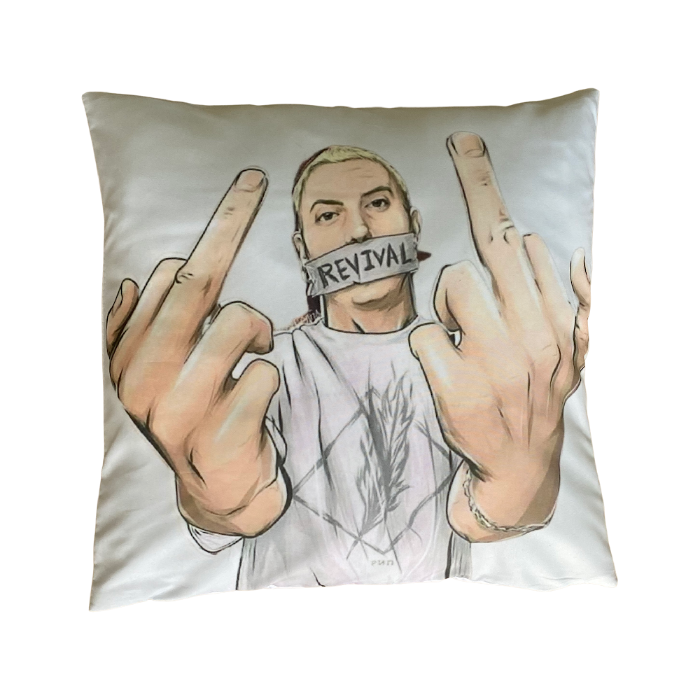 Slim Shady - Cushion Cover