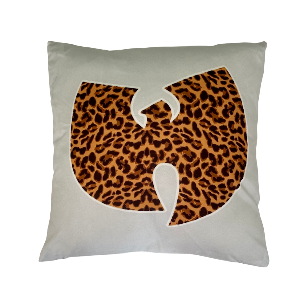 Leopard Wu Tang - Cushion Cover