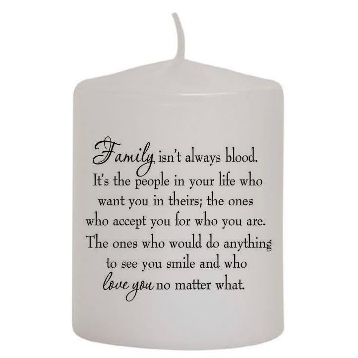 Chosen Family Candle