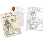 Hip Hop Activity Book