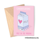 Milf in the making Card