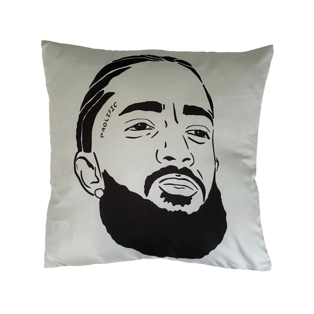 Nipsey Hussle - Cushion Cover