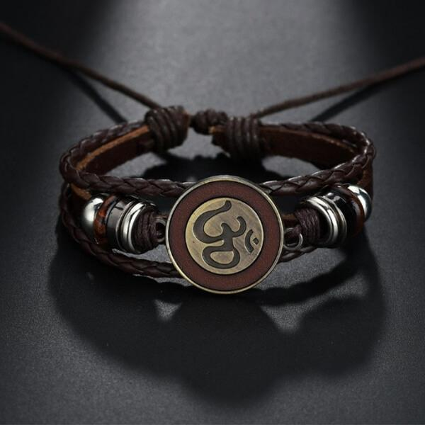 JWF™  Exclusive 🕉 Beautiful OM Bracelet For You
