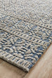 Arvi Navy & Beige Transitional Rug
