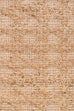 Callie Tribal Natural Diamond Jute Rug