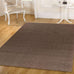 Forster Brown Natural Fibre Sisal Bouclé Ecp Friendly Rug