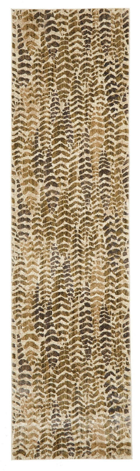 Dibaya Abstract Runner Rug