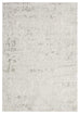Ellery Grey Ivory Distressed Floral Rug