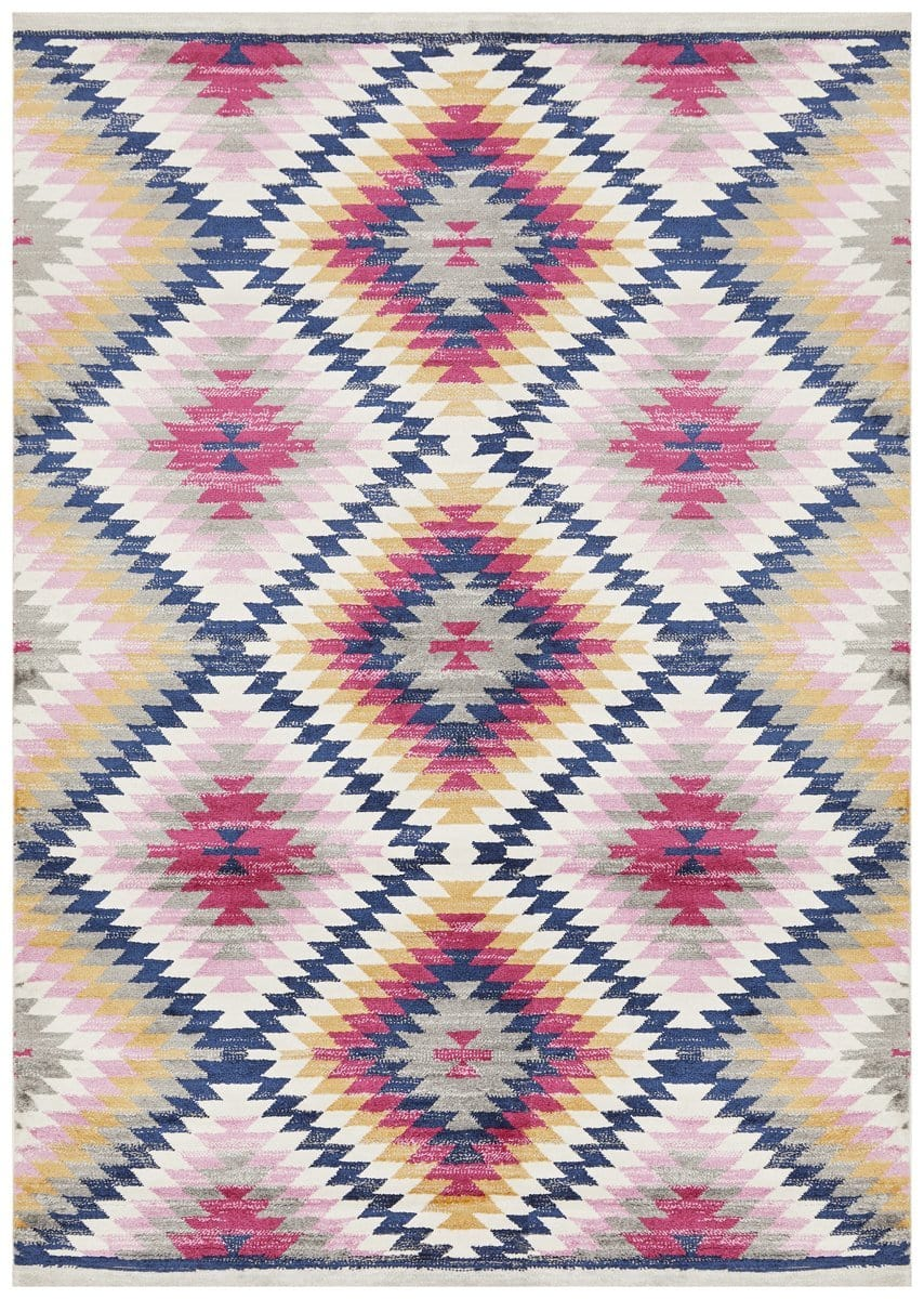 Goya Multi Colour Tribal Rug