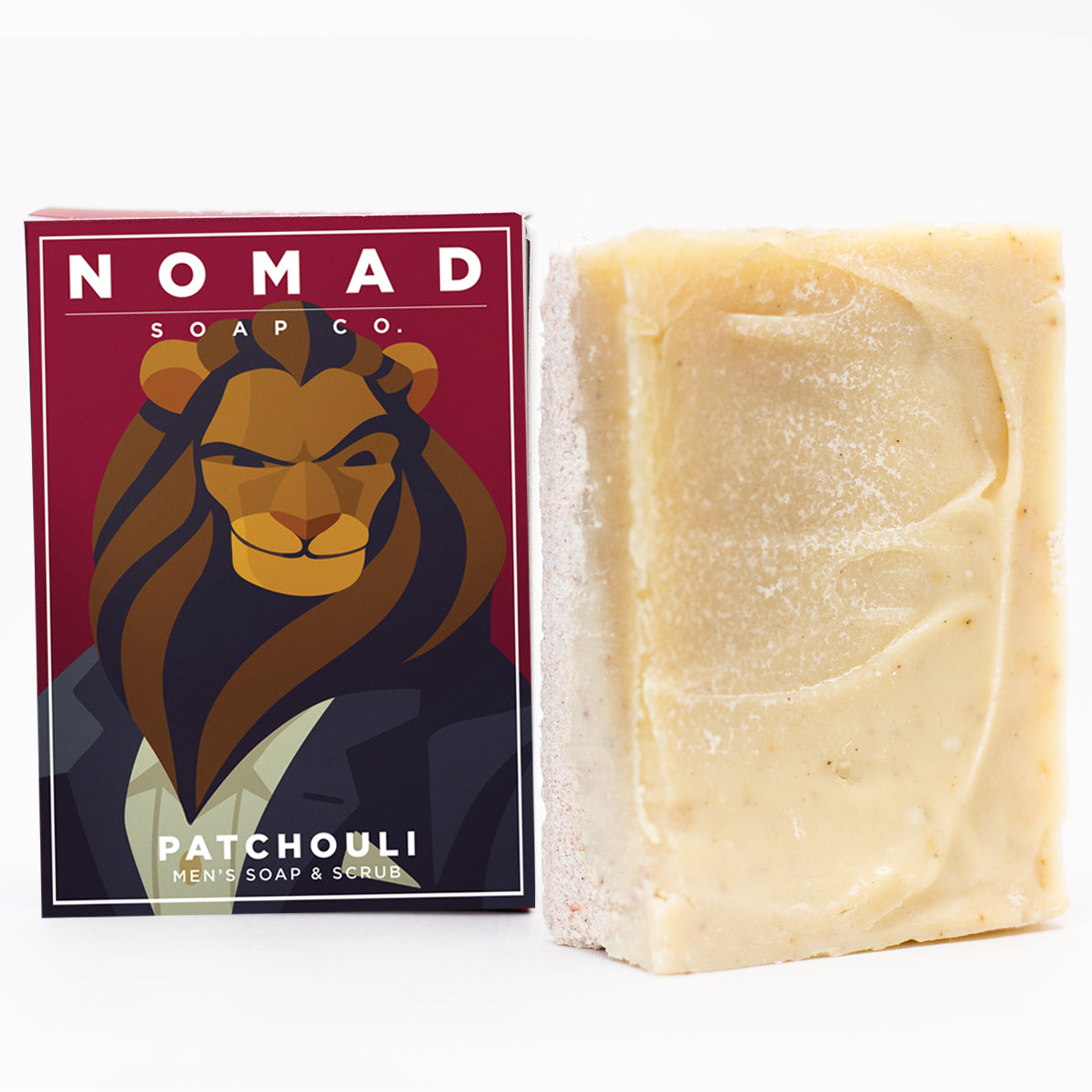 Warrior Lion Soap