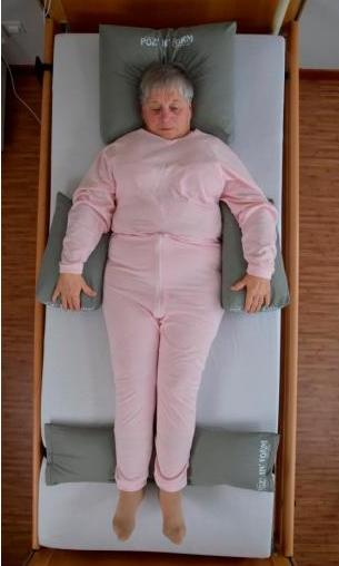 Sleep Positioning Systems - Postural Management - Cerebral Palsy - Bed Positioning - Special Needs Sleep Positioning - Mobility Aids Central Coast - Mobility Joy - Central Coast Disability Equipment - Medifab Poz In Form -