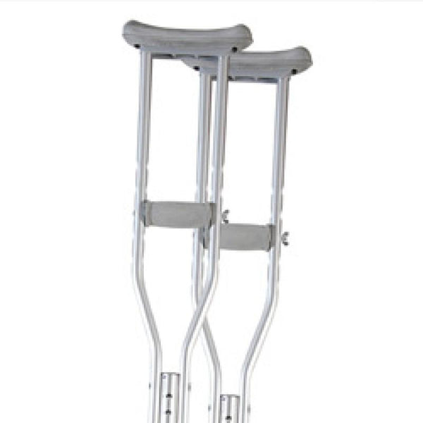 Max Mobility Alpha CR-U Underarm Crutches Central Coast - Mobility Joy