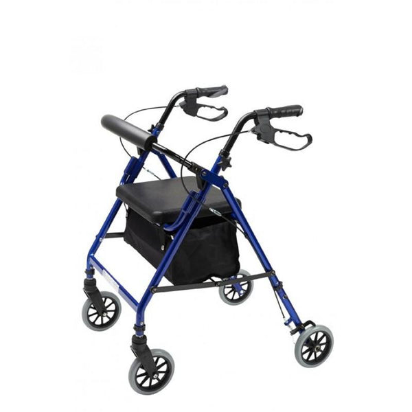 Max Mobility Alpha 416 Rollator Central Coast - Mobility Joy