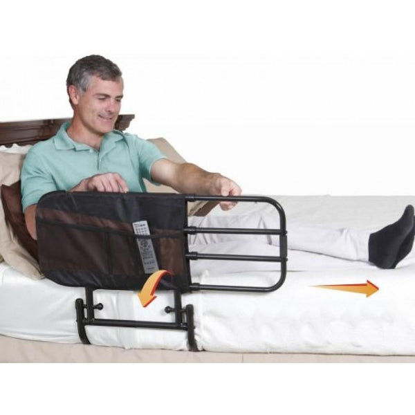 Stander EZ Adjust Bed Rail Central Coast - Mobility Joy