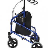 Max Mobility Tri Walker - Alpha 317 Rollator Central Coast - Mobility Joy