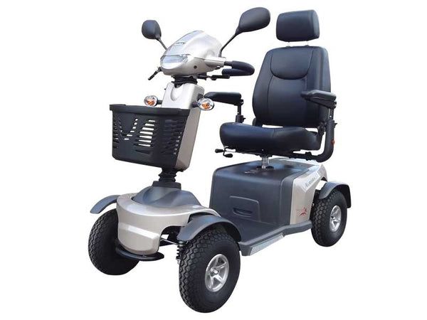 Merits Aurora S2 Hill Climber 4 Wheel Mobility Scooter Central Coast