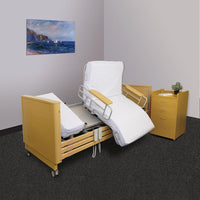Avalon Rotating Bed, with Mattress (excluding Self Help Pole) Central Coast - Mobility Joy