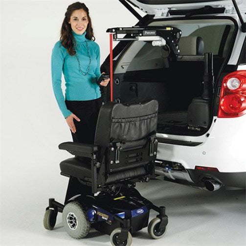 Bruno VSL-6900 Curb Sider Scooter Lift Mobility Joy Central Coast