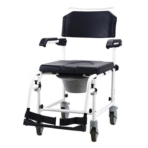 Commode Deluxe - Height Adjustable - Affinity Central Coast - Mobility Joy