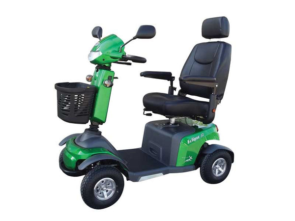 Merits Eclipse S2 4 Wheel Mobility Scooter Central Coast - Mobility Joy