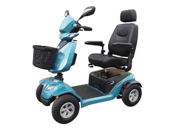 Merits Explorer 4-Wheel Mobility Scooter Central Coast - Mobility Joy