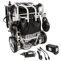 Folding Power Chair Freedom A07 Lite Central Coast - Mobility Joy