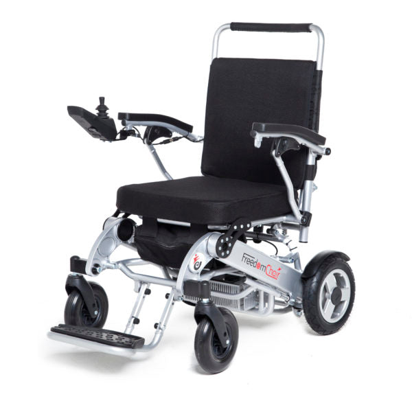 Folding Power Chair Freedom DE08 Premium Lite