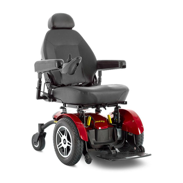 Power Chair Pride Jazzy Elite HD - Bariatric Central Coast - Mobility Joy