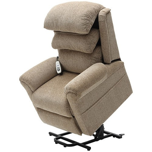 Wesley Dual Motor Rise Recline Chair