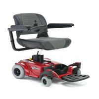 Pride Go Power Chair, medium back seat, foot board Central Coast - Mobility Joy