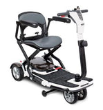 Pride Quest 4 Wheel Foldable Travel Scooter Central Coast - Mobility Joy