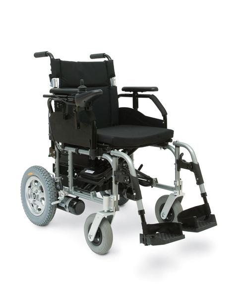 Pride R4 Folding Power Chair with Swing Away Leg Rests Central Coast - Mobility Joy
